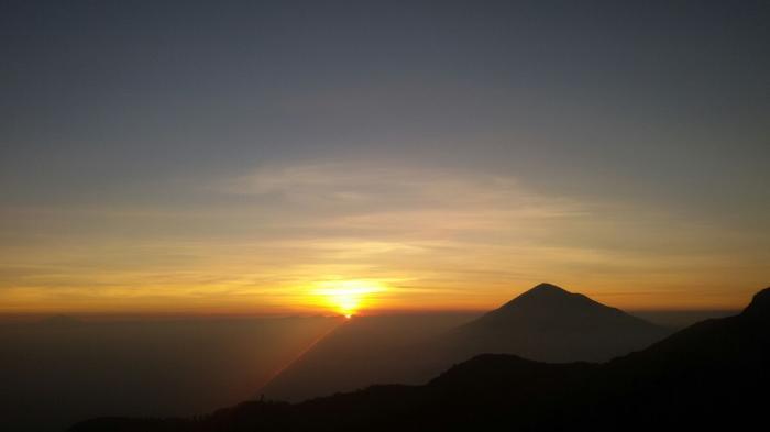 Gunung Papandayan.