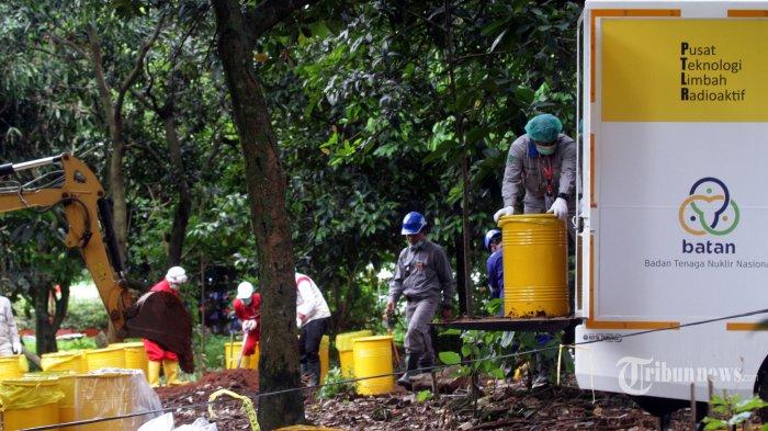 Belum Jelas Asal Usul Limbah Radioaktif di Batan Indah, Komisi VII DPR Cecar Kepala Bapeten