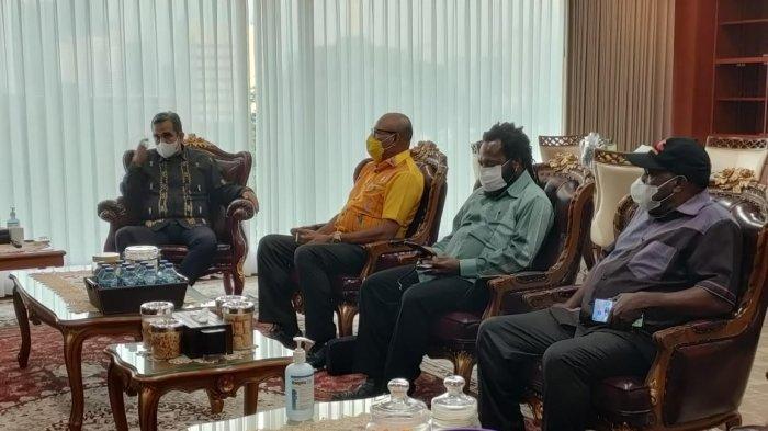 DPR Papua Lobi Fraksi di DPR RI Soal Revisi Otsus: Harus Berpihak kepada Orang Asli Papua