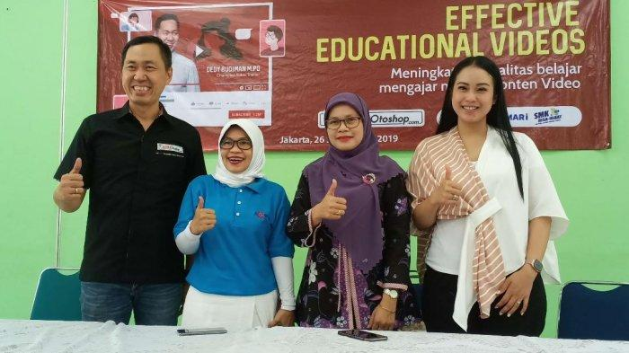 Hadapi Siswa Generasi Z, Kini Guru Pakai Jurus ''Effective Educational Videos''