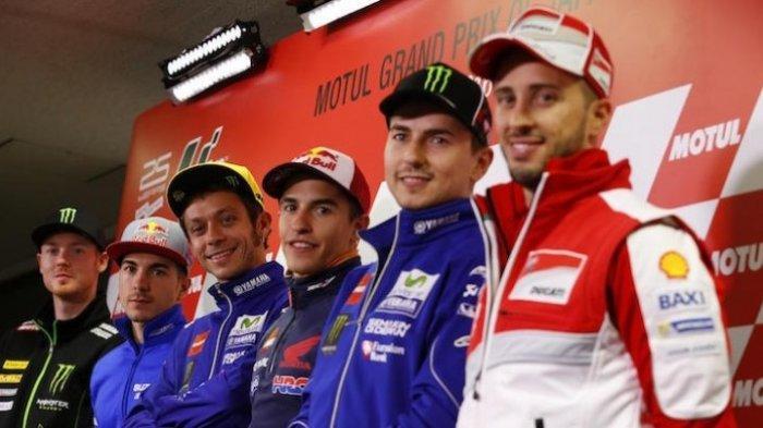 Jadwal MotoGP Italia 2019 & Klasemen Sementara: Marc Marquez ke-1, Alex Rins ke-3, Rossi ke-4