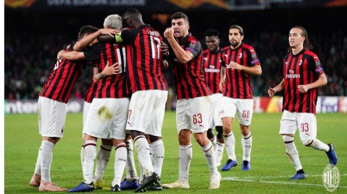 AC Milan Sudah Pasti Finis di 4 Besar Liga Italia Jika Menilik Sejarah