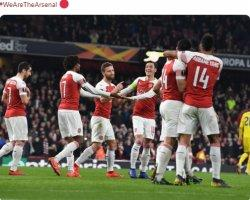 Hasil Liga Inggris - Arsenal Depak Manchester United dari Zona Liga Champions