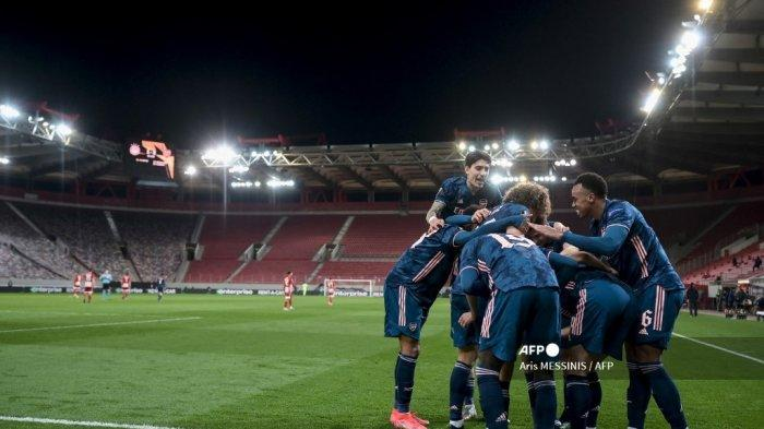 SEDANG TAYANG Live Streaming Arsenal vs Tottenham Liga Inggris, Ini Link Mola TV & Susunan Pemain