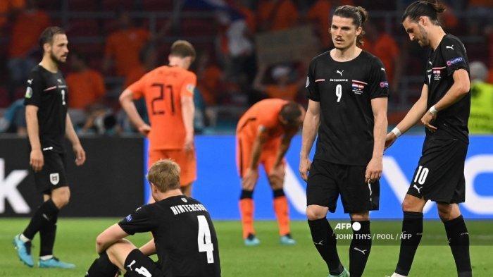 HASIL Euro 2020 - Belanda Menang 2 Gol Tanpa Balas, Franco Foda Beberkan Penyebab Kekalahan Austria