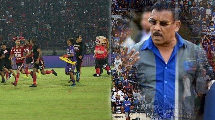 Pemain Persib Bandung Mogok Latihan Bersama, Umuh Muchtar Janjikan Soal Gaji Segera Rampung
