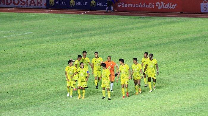 Live Streaming Persija vs Barito Putera Piala Menpora 2021, Link Indosiar Ada di Sini