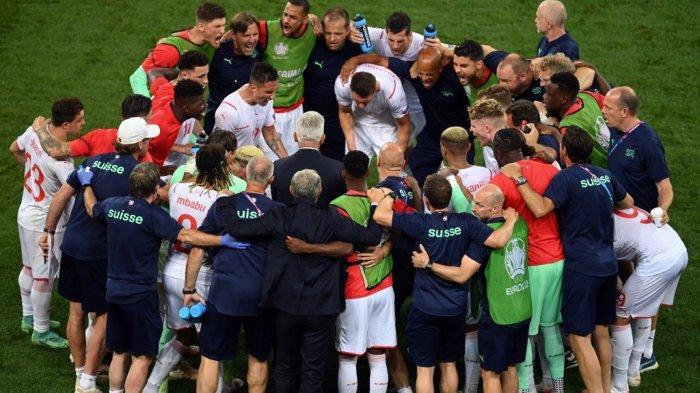 Live Streaming Euro 2021 Hari Ini Swiss vs Spanyol, Tayang Langsung di RCTI