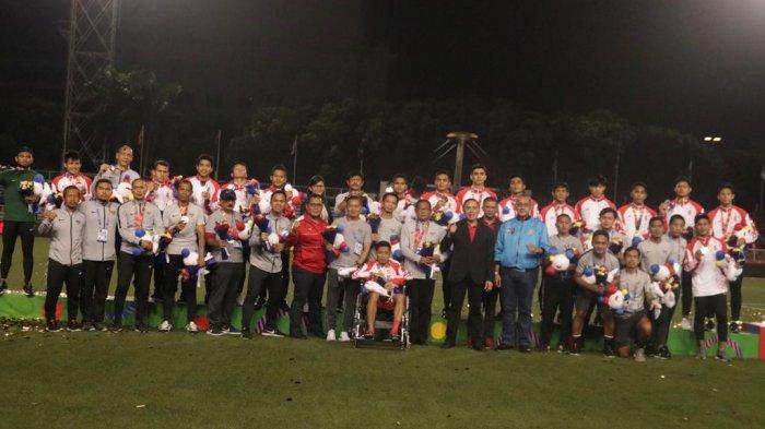 Meski Kalah di Partai Final, Timnas Indonesia U-23 Perbaiki Prestasi di SEA Games