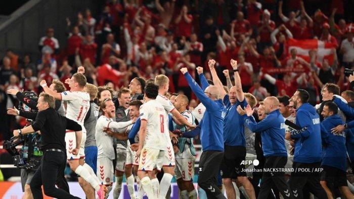 Fakta Menarik Denmark ke 16 Besar Euro 2020 - Drama 5 Gol, Blunder Konyol & Gol Geledek Bek Chelsea