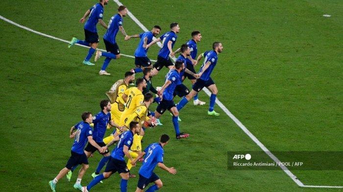 Italia vs Wales Euro 2020 Hari Ini, Perebutan Singgasana Grup A Euro 2020