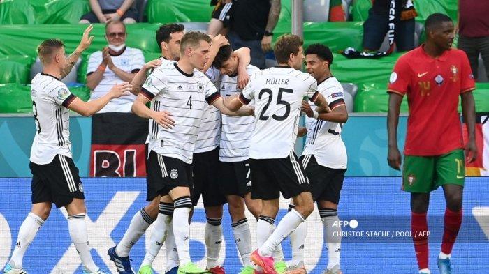 Live Streaming Mola TV Jerman vs Hungaria Euro 2021, Cara dan Panduan Menonton Lewat HP Ada di Sini