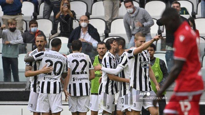 Fakta Menarik Drama Lima Gol Kemenangan Juventus atas Sampdoria 3-2
