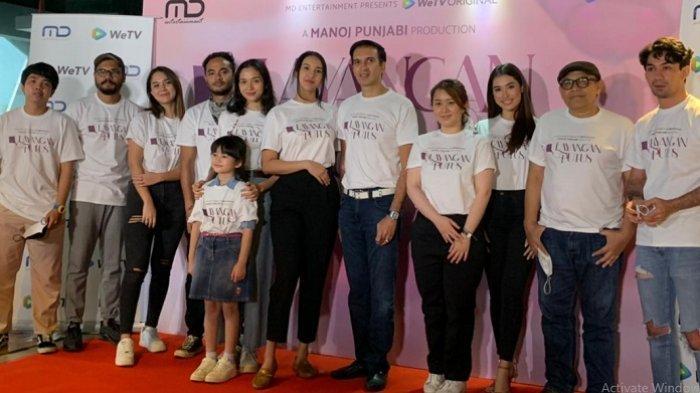Reza Rahadian, Putri Marino dan Anya Geraldine Bintangi Serial Berjudul 'Layangan Putus'