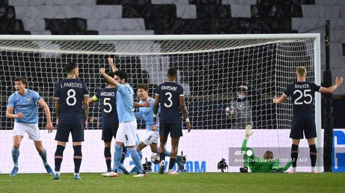 HASIL Liga Champions, Dipecundangi Manchester City, Marquinhos Sebut PSG Kebobolan Gol Konyol