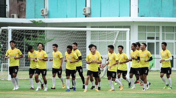 Jadwal Live Streaming Piala Menpora 2021 di Indosiar - Harapan PSS Sleman Terkabul