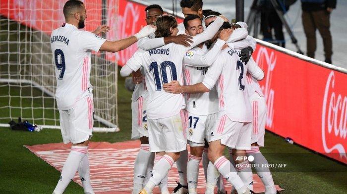 LIVE Score Hasil Real Madrid vs Athletic Bilbao Piala Super Spanyol, Barcelona Menanti di Final