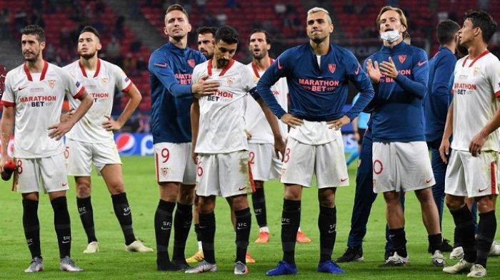 Sevilla Kalah dari Bayern Munchen di Piala Super Eropa, Jesus Navas: Kami Sudah Kerja Keras