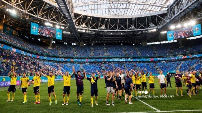 Bagan Fase Gugur Euro 2020: 16 Besar, Perempat Final, Semifinal dan Final