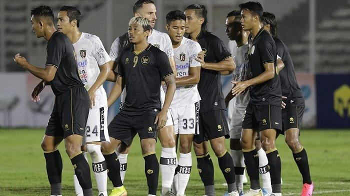 HASIL Timnas Indonesia U-23 vs Bali United: Skuat Shin Tae-yong Gilas Serdadu Tridatu 3-1