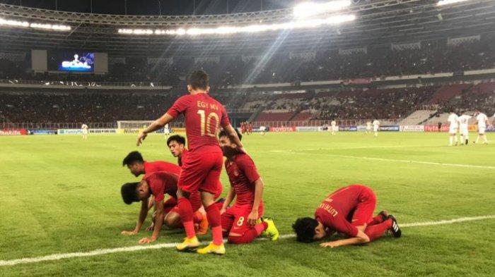 Timnas U-19 Indonesia Hadapi 'Monster' di Perempat Final Piala Asia U-19