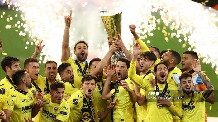 RESMI! Pot Utama Drawing Liga Champions Musim Depan Terpenuhi, Kejutan Villarreal & Wakil Perancis