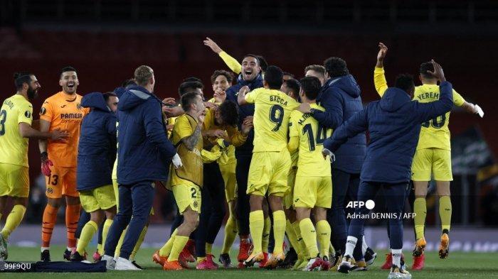SIARAN LANGSUNG Final Liga Eropa Malam Ini, Villarreal vs Manchester United, Live Streaming SCTV