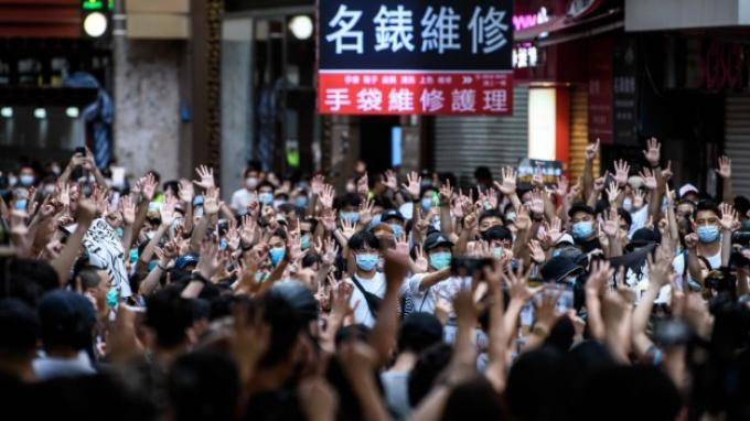 Tak Mau Ambil Risiko dengan Penyebaran Covid, Hong Kong Pilih Tunda Pemilu Setahun