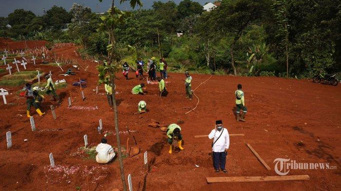 2 Hektare Lahan di TPU Rorotan Disiapkan untuk Makam Khusus Covid-19, Desember 2020 Bisa Digunakan