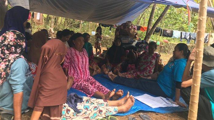 BNPB Catat Lebih 6.000 Rumah Rusak Pascagempa 6,5 SR di Maluku