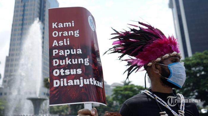 DPR RI Tetapkan Pimpinan Pansus RUU Otsus Papua