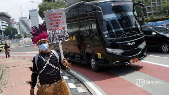 Revisi Otsus Papua Diminta Libatkan Majelis Rakyat