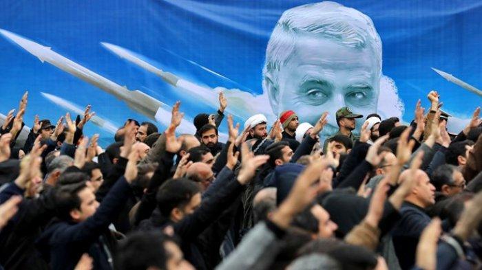 Parlemen Iran Dukung Pasukan Quds Terjun ke Kancah Perlawanan Palestina