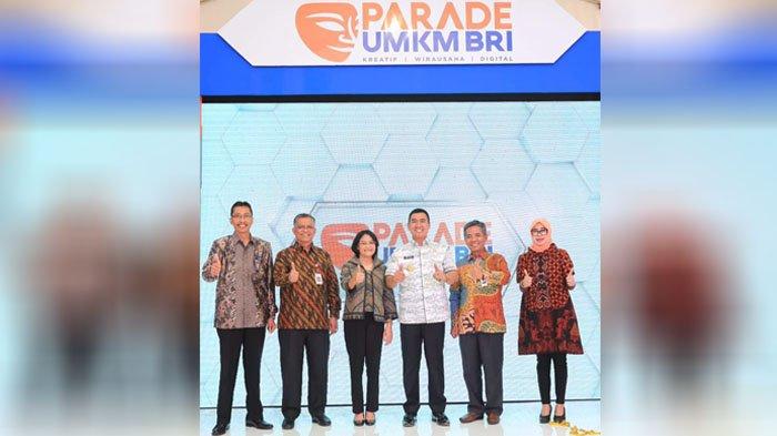Parade UMKM BRI 2017 Roadshow di Kota Malang, Ini Dia Pemenang UMKM Award