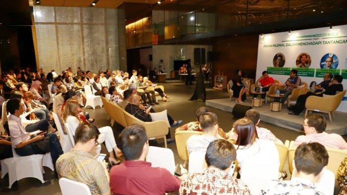 Parahyangan Business Club menggelar diskusi dengan tema