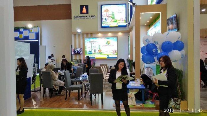 Paramount Land menghadirkan Promo KPR 'Bang! 345' di ajang pameran properti terbesar, 'REI Mega Expo 2018' yang selenggarakan oleh DPP REI bekerjasama dengan Kompas Group (Dyandra Promosindo), mulai tanggal 17-25 November 2018 yang berlangsung di Jakarta Convention Center (JCC), Jakarta.