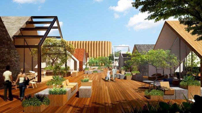 Paramount Land Bangun Kawasan Kota Mandiri Seluas 300 Hektar, Tawarkan Rumah Mulai Rp 600 Jutaan