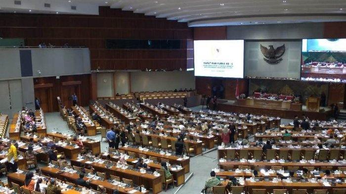 DPR Setujui Perubahan Prolegnas Prioritas 2020 Jadi 37 RUU, Berikut Daftarnya
