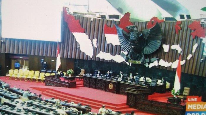 DPR Gelar Rapat Paripurna Penutupan Masa Sidang II Tahun 2020-2021