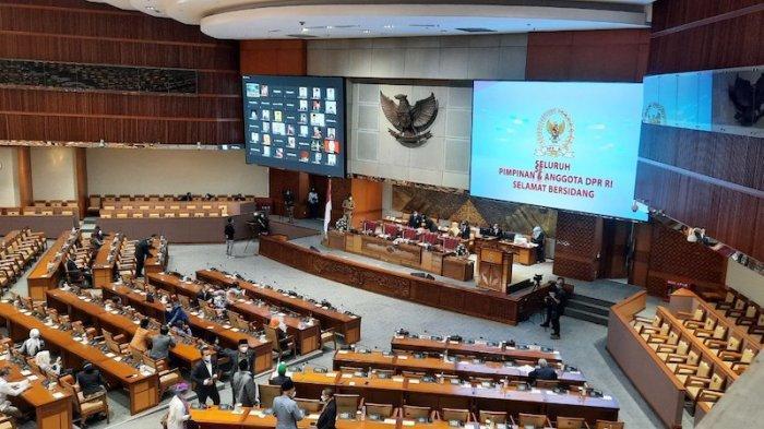 Curhat Anggota DPR yang Tidak Diizinkan Interupsi di Rapat Paripurna