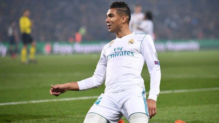 Casemiro Optimis Bawa Real Madrid Boyong Gelar Juara Liga Spanyol & UCL Musim Ini