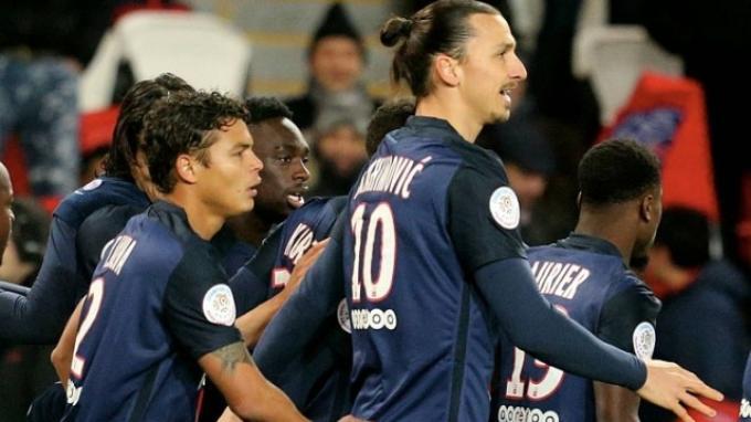 Paris Saint-Germain 33 Pertandingan tak Pernah Kalah