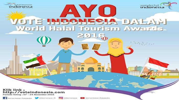 Menangkan WHTA 2016 Untuk Pariwisata Indonesia di Mata Dunia