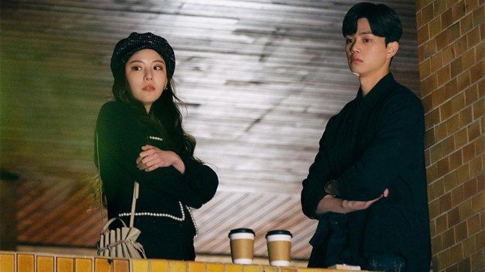 Park Jae-Eon bertemu dengan Seol-A.