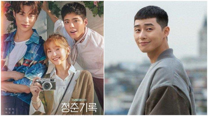 Park Seo Joon Akan Jadi Cameo di Drama Record of Youth yang Dibintangi Park Bo Gum dan Park So Dam
