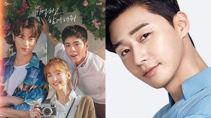 Park Seo Joon akan Tampil sebagai Cameo dalam Drama Record of Youth yang Dibintangi Park Bo Gum
