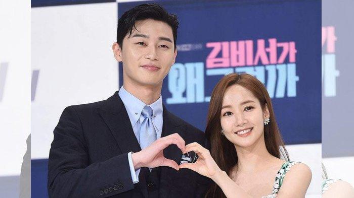 Bermain di Drama yang Sama, Park Seo Joon & Park Min Young Dikabarkan Berpacaran, Ini Kata Agensi