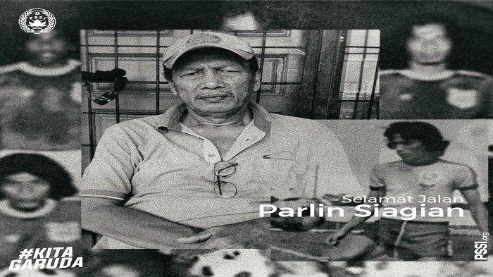 Legenda Timnas Indonesia dan PSMS Medan Parlin Siagian Tutup Usia