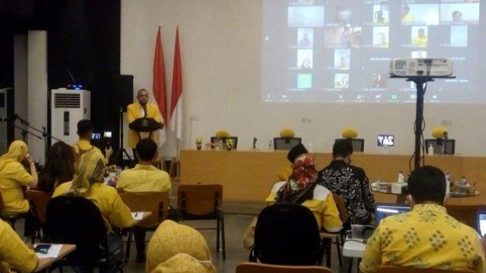 Bentuk Tanggung Jawab, Golkar DKI Jakarta Gelar Pendidikan Politik untuk Para Kader