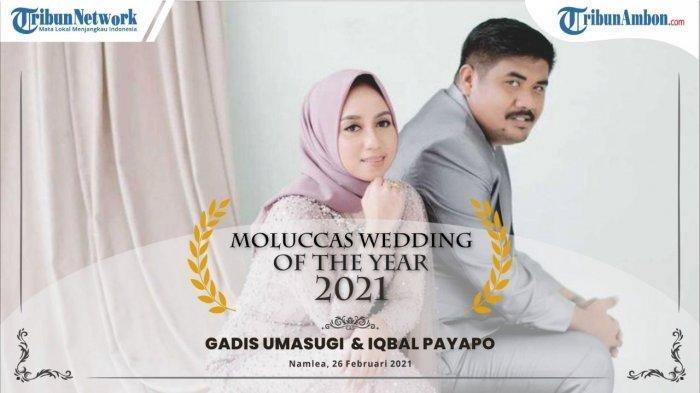 Dua legislator Maluku dijadwalkan menikah 26 Februari 2021 mendatang di Pendopo Buru, di Kota Namlea.